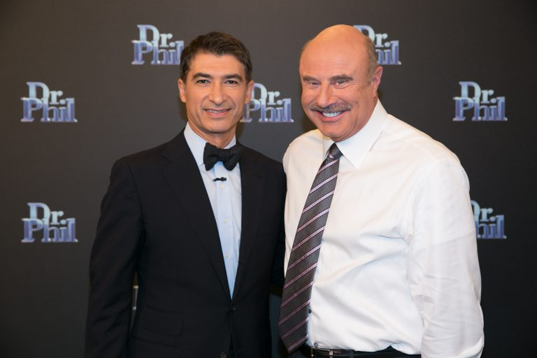 Hepatologist Dr. Fred Poordad on Dr. Phil show